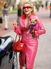 Actress Reese Witherspoon in a scene from the film