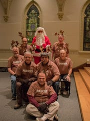 Clipper City Chordsmen will present their annual holiday