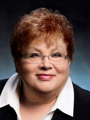 Lansing City Council President Carol Wood