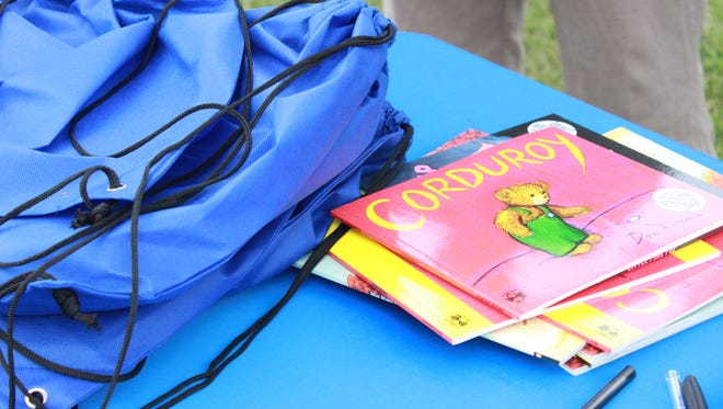 Books from Birth is a statewide program to provide children with a book each month from birth to 5 years old that is locally facilitated by each county's Imagination Library.