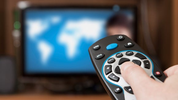 Give the TV a rest. Unplug other appliances if you want to save energy.