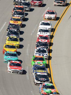 The buddy system may work better for some Chase drivers than others at Talladega on Sunday.
