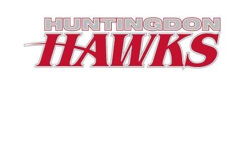 Huntingdon logo.