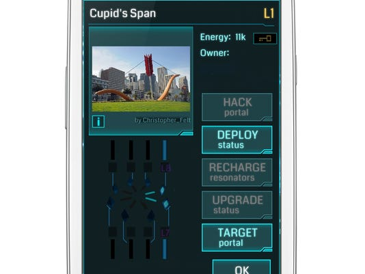 With 'Ingress,' the world is Google's game board