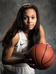 Riverdale basketball's Brinae Alexander