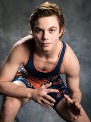 Beech wrestler Noah Horst