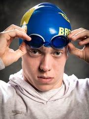 Brentwood swimmer Matthew Lattin