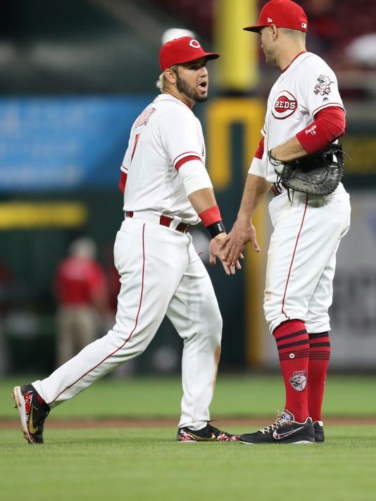 050818_REDS_1119, Cincinnati Reds baseball