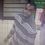 Suspect accused of snatching a woman's pocketbook at a Gray Highway convenience store