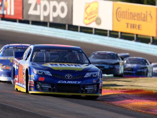 NASCAR K&N Pro Series East Bully Hill Vineyards 125