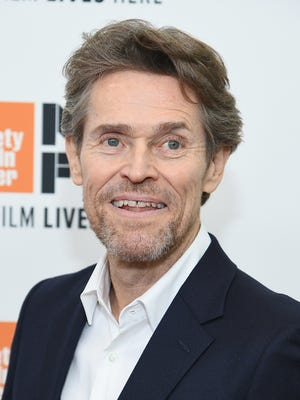 """Willem Dafoe attends a screening of """"The Florida Project"""" on Oct. 1, 2017, in New York City."""