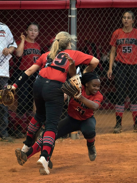 WFHS Vs. Clay Softball