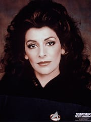 "SWFL SpaceCon will feature celebrities including Marina Sirtis of ""Star Trek."""