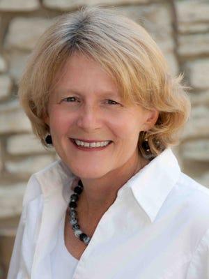 Andrea Neal, journalist, teacher and author.