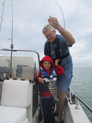 Southwest florida fishing report cold snap affects for Southwest michigan fishing report