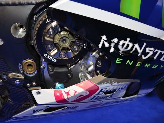 Every engine on MotoGP bikes are hand-built, says Yamaha's