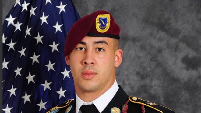 Army Sgt.Jonathon Hunter on Aug. 2, when his convoy Army Sgt. Jonathon Hunter, 23, of Columbus, Ind., was killed on Aug. 2, 2017, when his convoy was attacked by a suicide bomber in Kandahar, Afghanistan.