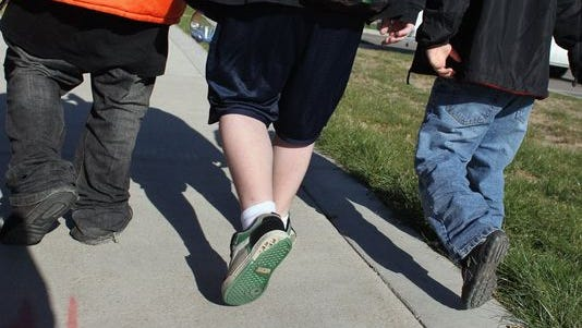 PHOTO: Researchers say childhood obesity is a big contributor to the growing number of U.S. children diagnosed with type 2 diabetes.