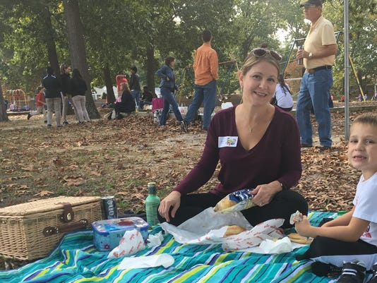 Parent's Day Picnic