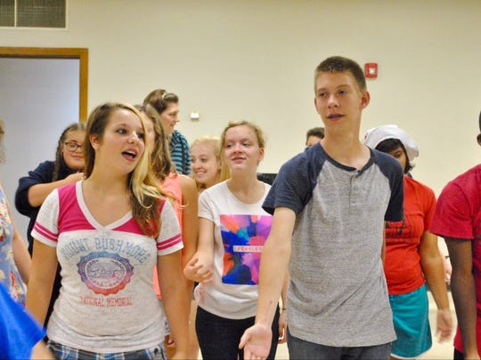 "Through the Penguin Project, children with special needs are working with mentors of similar ages to produce ""Seussical Jr., the Musical"" in Wausau, with shows in October."