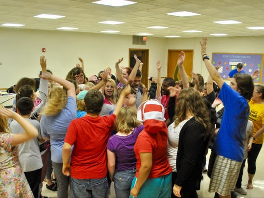 "Fifty-eight children have teamed up for the Penguin Project production of ""Seussical Jr., the Musical"" in Wausau, to be presented in October."