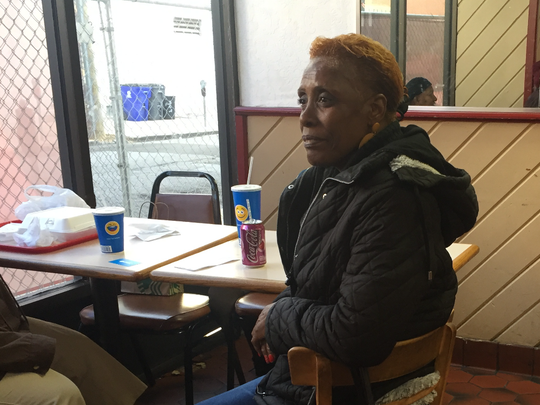 "Bonnie Foot, 60, comes to Kennedy Fried Chicken almost every day. The regular said its closure would be a ""real let-down"" for her and her friends."