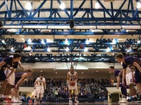 Check out highlights from Friday's L-L boys basketball championship game between Lebanon and Lancaster Catholic.