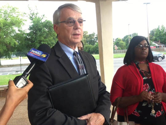 Shelby County Board of Education Chairman Chris Caldwell