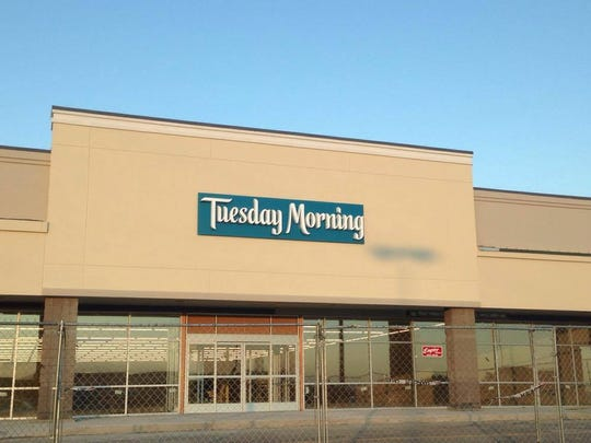 Tuesday Morning coming soon to Victor