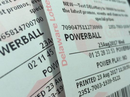 Powerball hopefuls