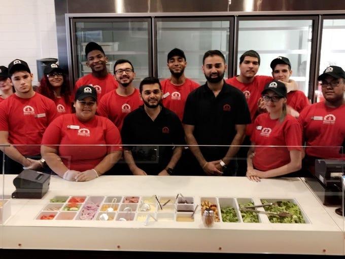RedBrick Pizza just opened in North Brunswick.