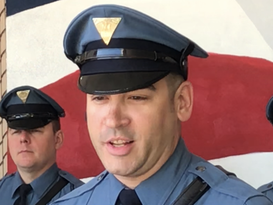 NJ State trooper, Sgt. Dan Oliveira