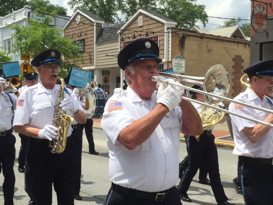 Newark hosted it's  83rd Annual Memorial Day Parade on Main Street Sunday afternoon.