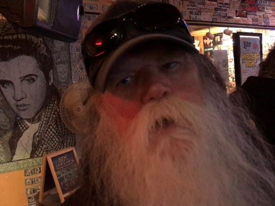Bobby's Idle Hour operator Thom 'Lizard' Case discusses the pending closure inside the tavern.