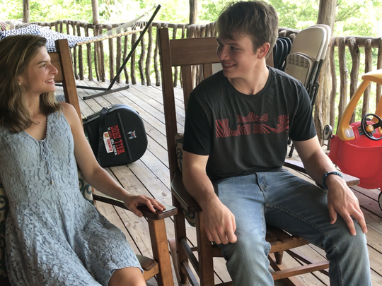 Danielle Yother and Grayson Lane talk about their musical