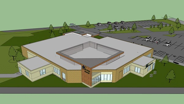 Holy Family Memorial has announced plans to build a new outpatient facility in Two Rivers.