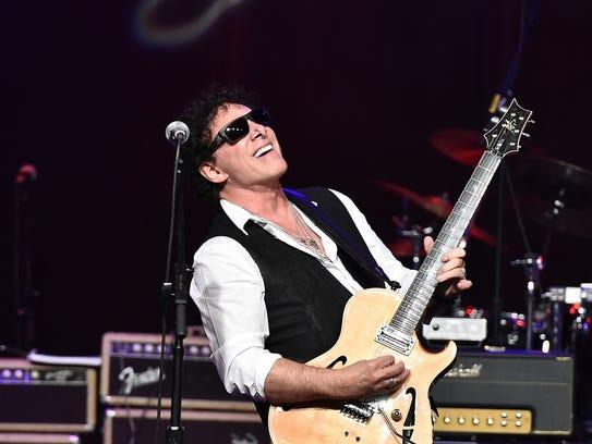 Santana: 'Age is not a...
