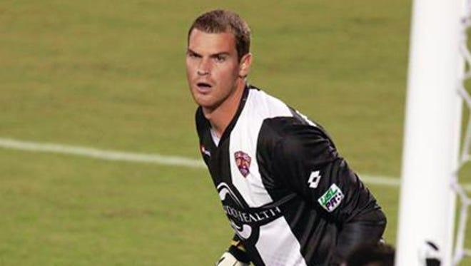 Arizona United SC signed former Orlando City SC goalkeeper Carl Woszczynski to a contract Wednesday.