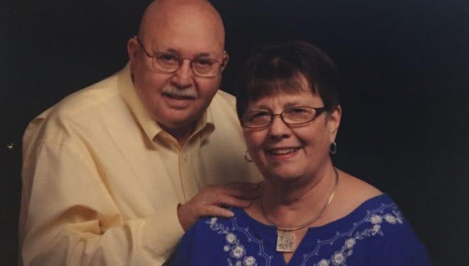 Dan and Rayetta Crabtree