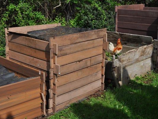 Gardening Compost Bins