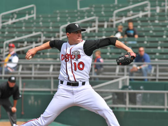 Aaron Sanchez was part of a star-studded Lugnuts roster in 2012 and reached the majors in 2014 with the Toronto Blue Jays.