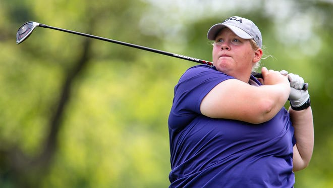 Williamsville High School's Faith Davis is The State Journal-Register's Small School Girls Golfer of the Year.