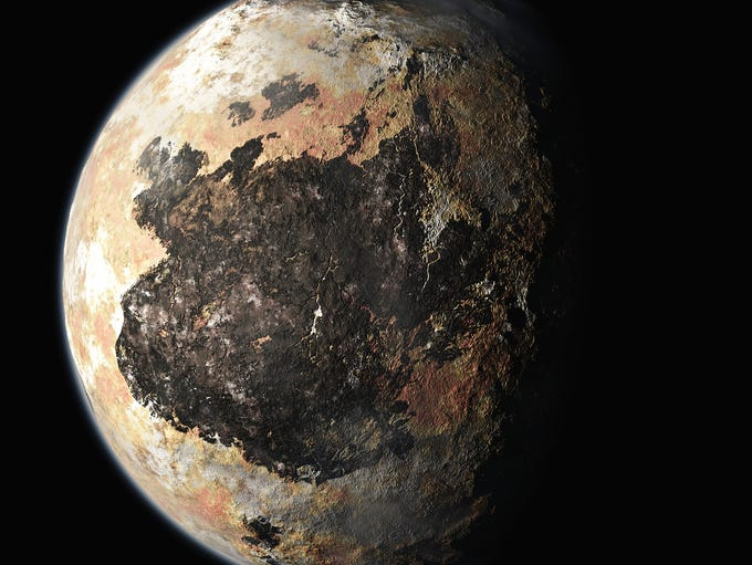 2006: Pluto was classified as a planet. In 2015, Pluto