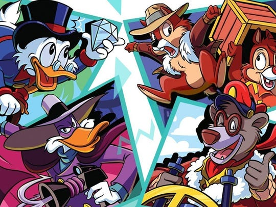 The Disney Afternoon Collection.