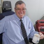 Longtime Press columnist David Rossie dies at 87