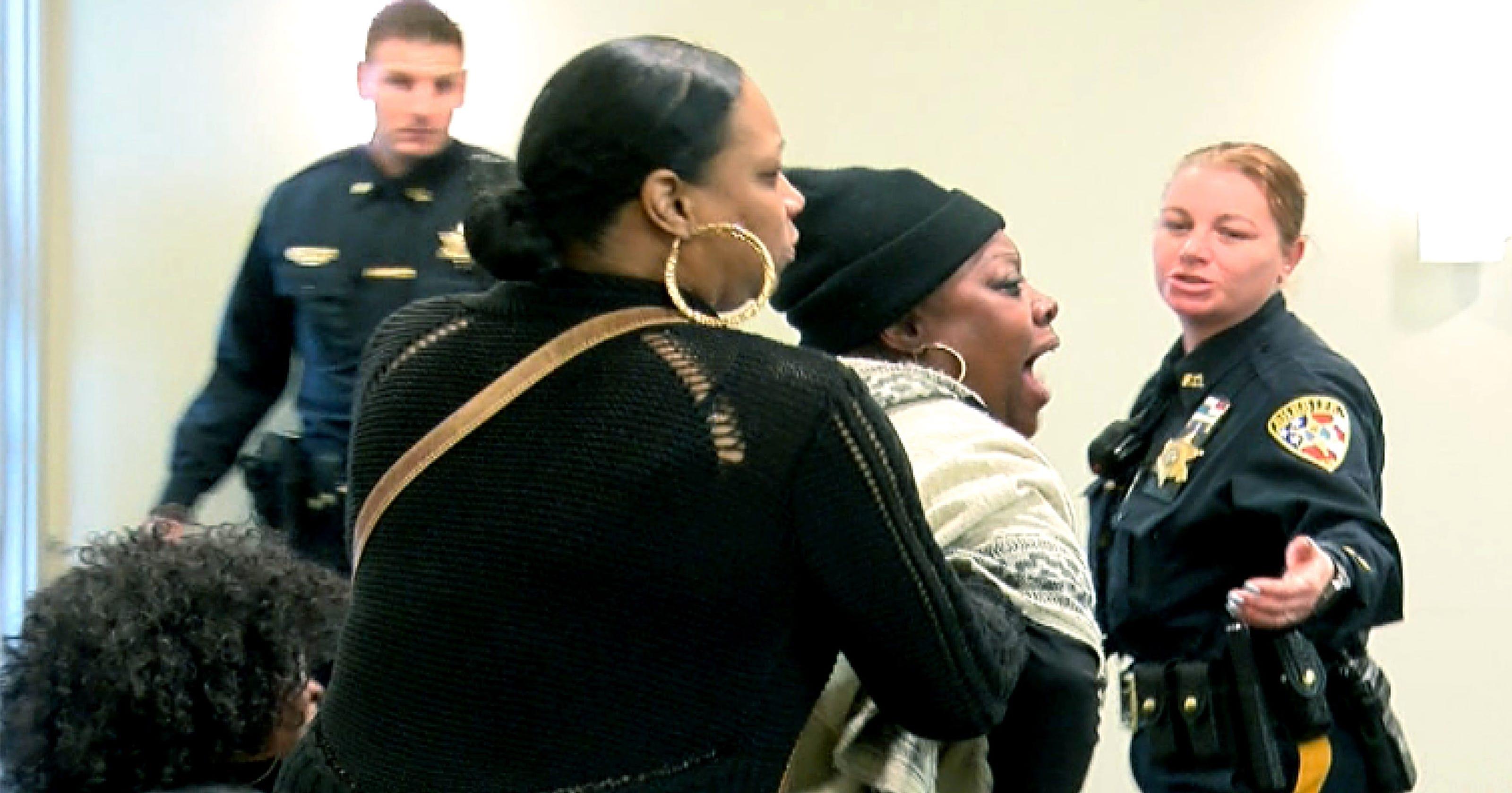 Asbury Park murder: Sobbing wife screams, 'You killed my