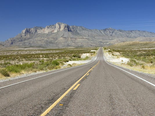 Guadalupe Mountains NP:    Snikeltrut:iStock