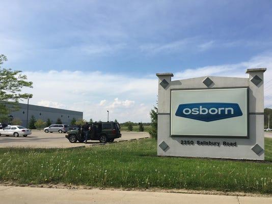Osborn exterior