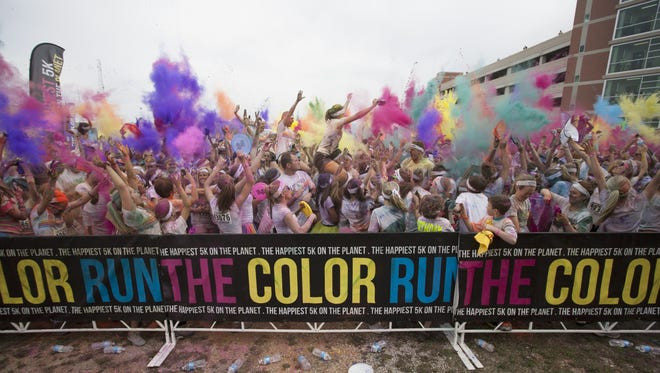 Organizations that host special events - like the Color Run - may soon be required to pay an extra fee to the City of Springfield.