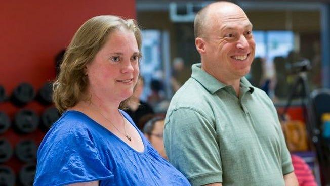 Amy and Karl Olson